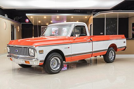 1972 Chevrolet C/K Trucks for sale 100862803