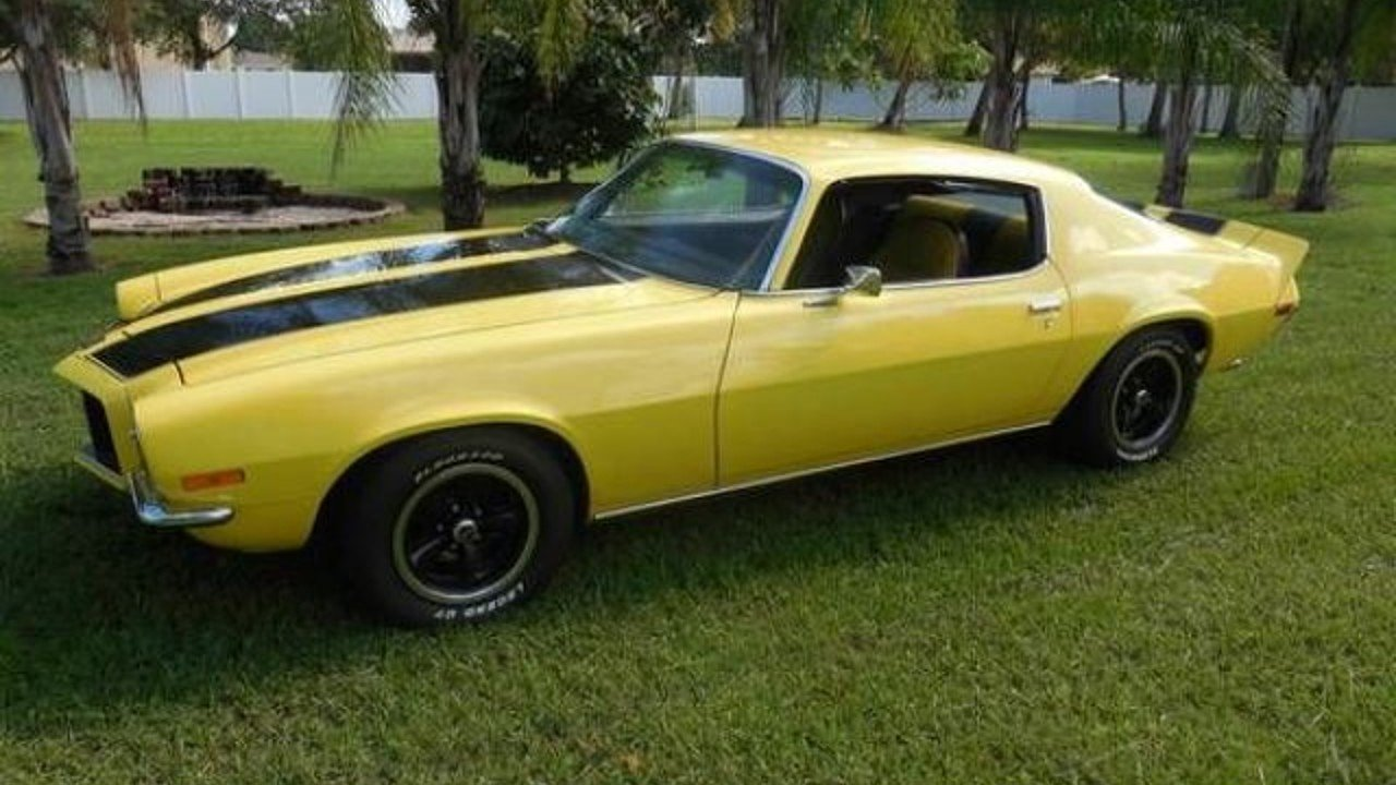 1972 Chevrolet Camaro RS for sale 100893709