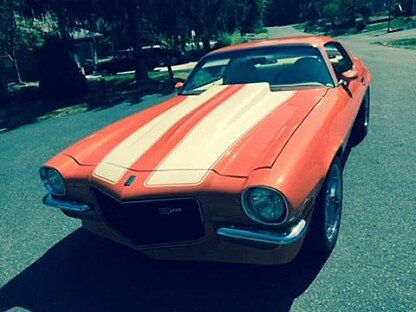 1972 Chevrolet Camaro for sale 100798966