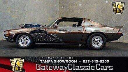 1972 Chevrolet Camaro for sale 100832826