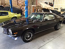 1972 Chevrolet Camaro SS for sale 100844874
