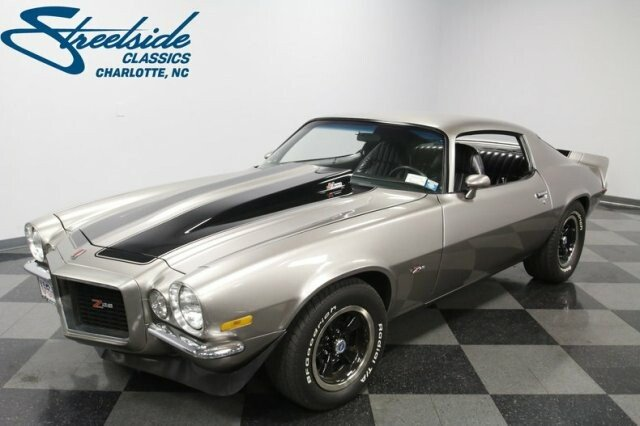 1972 Chevrolet Camaro Classics For Sale Classics On