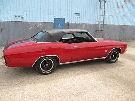 1972 Chevrolet Chevelle for sale 100737102