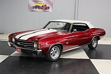 1972 Chevrolet Chevelle for sale 100819787