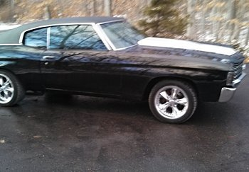 1972 Chevrolet Chevelle for sale 100794590