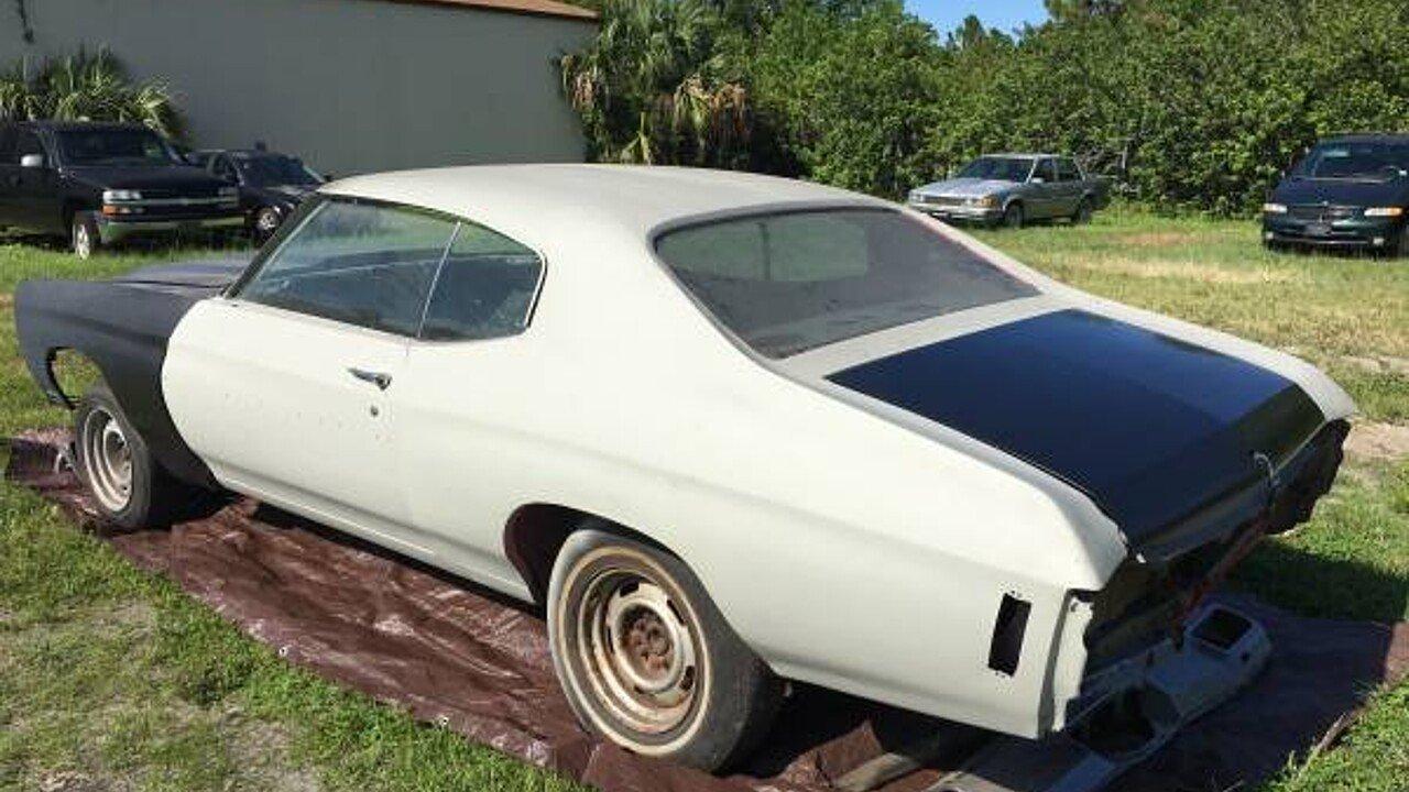 1972 Chevrolet Chevelle for sale near Port Charlotte, Florida 33953 ...
