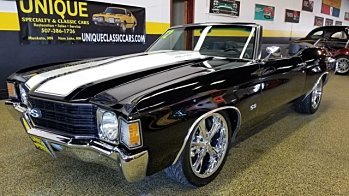 1972 Chevrolet Chevelle for sale 100956621