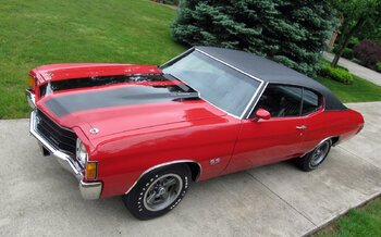 1972 Chevrolet Chevelle for sale 100874903