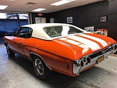 1972 Chevrolet Chevelle for sale 100722705