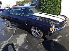 1972 Chevrolet Chevelle for sale 100759284