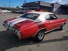 1972 Chevrolet Chevelle for sale 100780501