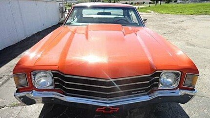 1972 Chevrolet Chevelle for sale 100826392