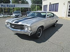 1972 Chevrolet Chevelle for sale 100909429