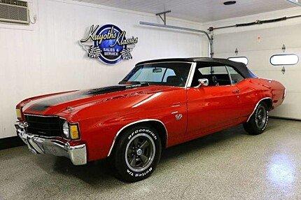 1972 Chevrolet Chevelle for sale 100909436
