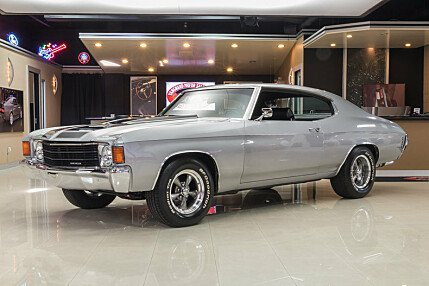 1972 Chevrolet Chevelle for sale 100912071