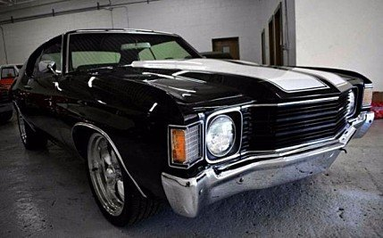 1972 Chevrolet Chevelle for sale 100926078