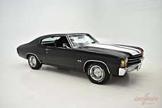 1972 Chevrolet Chevelle for sale 100931431