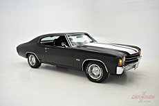 1972 Chevrolet Chevelle for sale 100931692