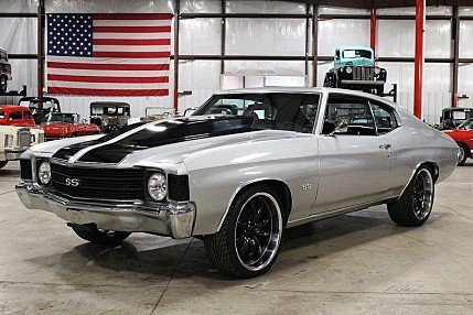 1972 Chevrolet Chevelle for sale 100940807