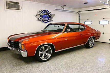 1972 Chevrolet Chevelle for sale 100956073