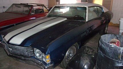 1972 Chevrolet Chevelle for sale 100959205