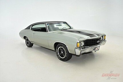 1972 Chevrolet Chevelle for sale 100968559