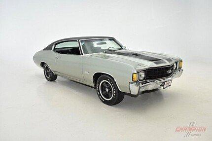 1972 Chevrolet Chevelle for sale 100968559