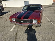 1972 Chevrolet Chevelle for sale 100979345