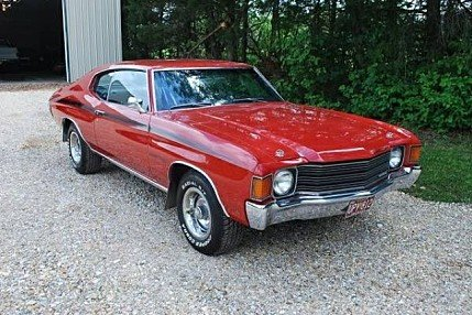 1972 Chevrolet Chevelle for sale 100989665
