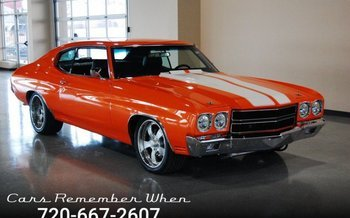 1972 Chevrolet Chevelle for sale 100995706