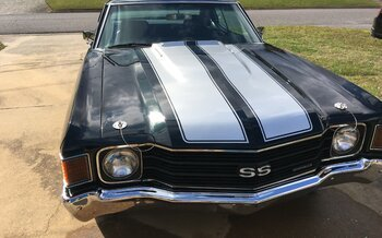 1972 Chevrolet Chevelle SS for sale 100996424