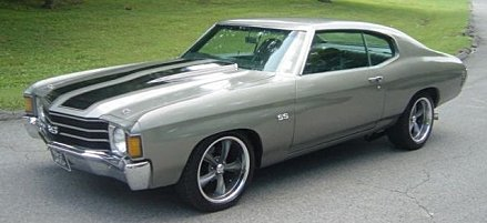 1972 Chevrolet Chevelle for sale 101002365
