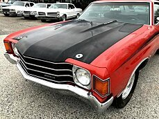1972 Chevrolet Chevelle for sale 101018887