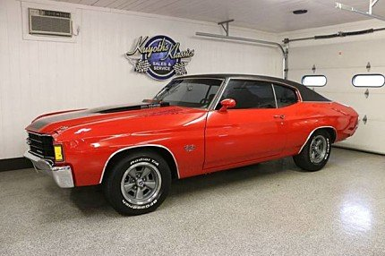 1972 Chevrolet Chevelle for sale 101032917