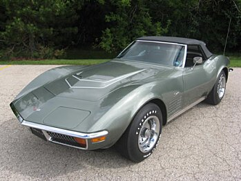 1972 Chevrolet Corvette for sale 100740603