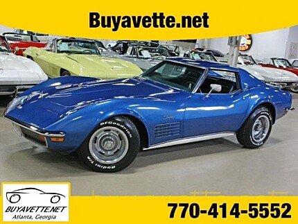 1972 Chevrolet Corvette for sale 100821559