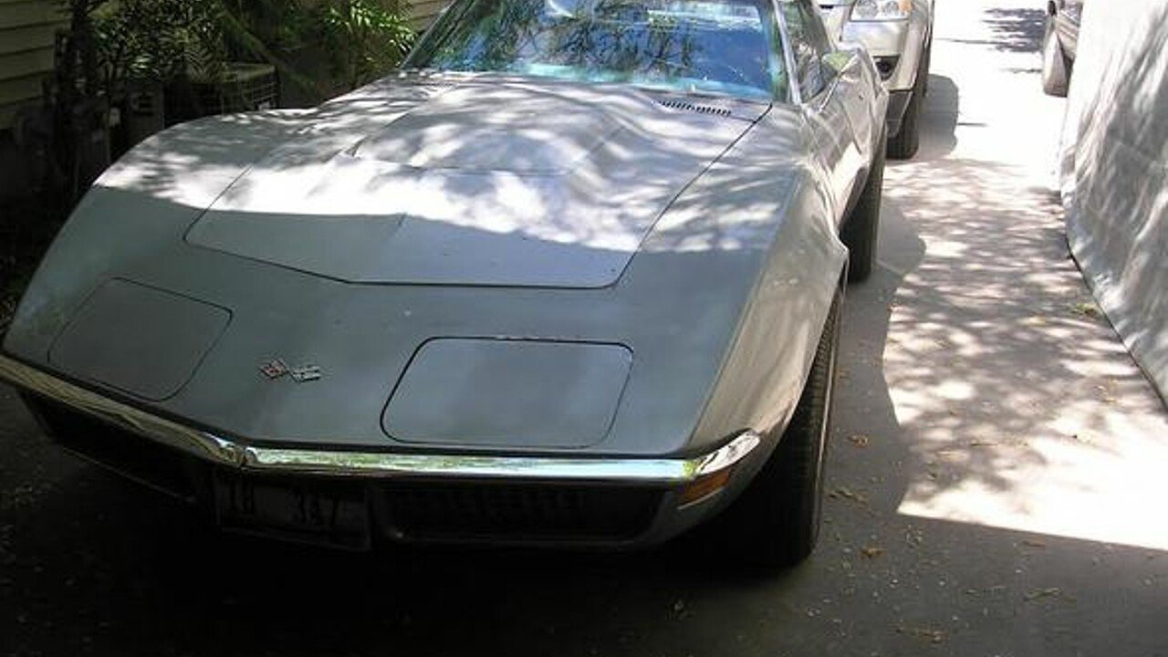 1972 Chevrolet Corvette for sale 100815645
