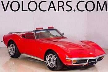 1972 Chevrolet Corvette for sale 100841806