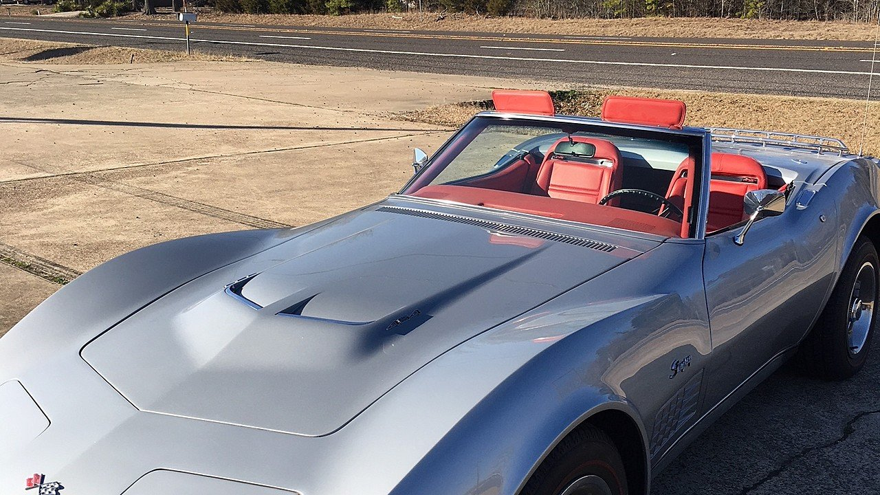 1972 Chevrolet Corvette Convertible for sale 100997775