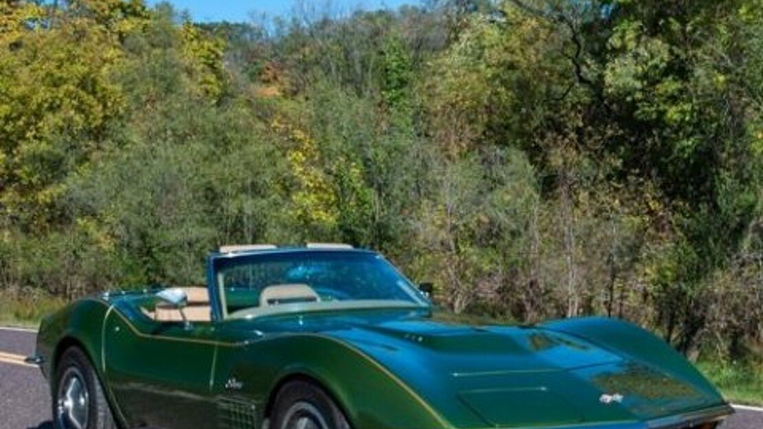 1972 Chevrolet Corvette for sale 101043598