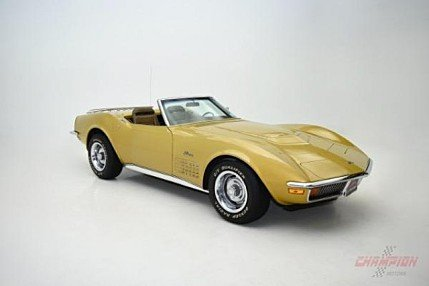 1972 Chevrolet Corvette for sale 100886920