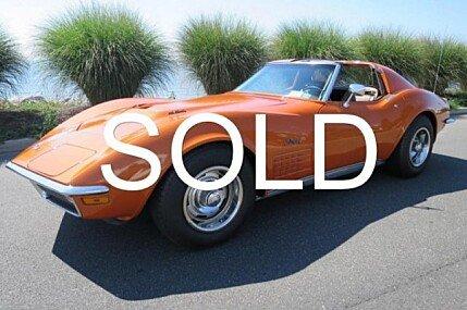 1972 Chevrolet Corvette for sale 100891796
