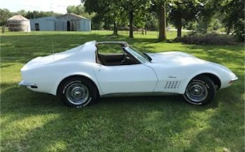 1972 Chevrolet Corvette for sale 100910664