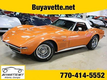 1972 Chevrolet Corvette for sale 100962897