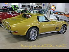 1972 Chevrolet Corvette for sale 100986196