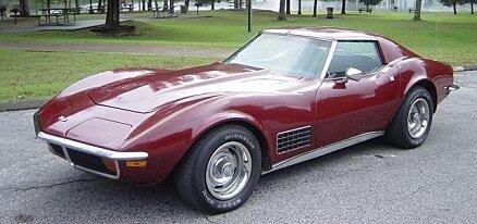 1972 Chevrolet Corvette for sale 101048048