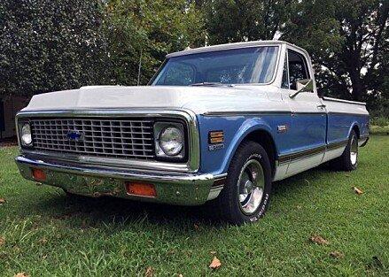 1972 Chevrolet Custom for sale 100871024