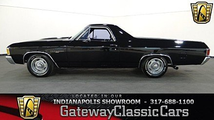 1972 Chevrolet El Camino for sale 100739449