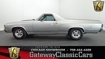 1972 Chevrolet El Camino for sale 100743366