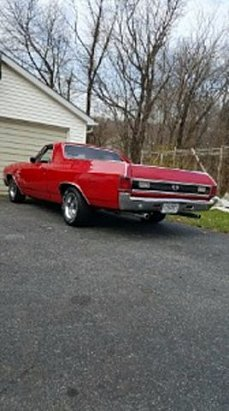 1972 Chevrolet El Camino for sale 100840570